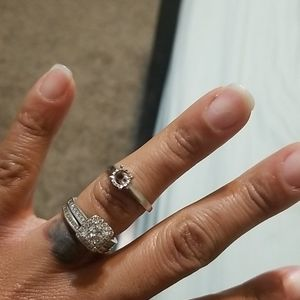 Solitaire Engagement Ring/Setting